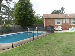 photos of our life saver pool fences in north carolina