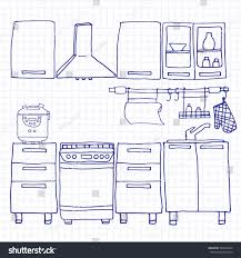 Simple Kitchen Interior Simple Kitchen Drawing Design And Home Depot Perfected By Charming