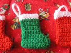 free crochet ornament patterns deckchair