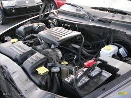 2002 dodge dakota sport quad cab 4 7 liter sohc 16 valve powertech