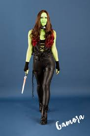 Gamora Costume Our Guardians Of The Galaxy Group Costume Is Out Of This World