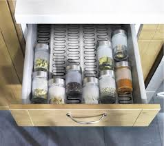 Kitchen Cabinet Spice Organizers by Impressive Spice Rack Organizer In Kitchen Contemporary With