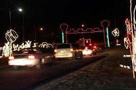 christmas lights in missouri the new buckner holiday light display news the daily guide