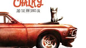 chalky and the new sports car children u0027s picturebook by little