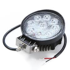 led work lights for trucks 4 inch round 27w led work lights for truck 4x4 accessories off road
