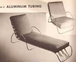 sunset how to build outdoor furniture 1953 populuxebooks