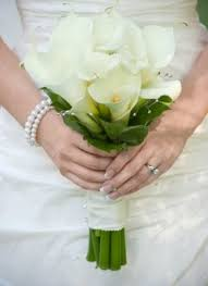 calla bouquet any brides an all calla bouquet weddingbee