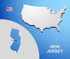 Images Of Usa Map by Reference Map Of New Jersey Usa Nations Online Project New Jersey