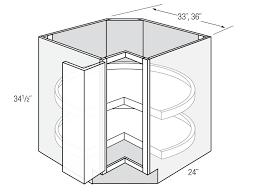 corner base cabinet for kitchen ls33 corner base cabinet dover rta kitchen cabinet