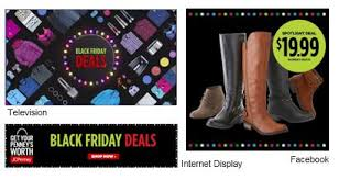 the best deals of black friday in jcpenney winter holiday halftime a shifting media mix kantar media