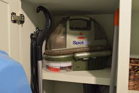 Vacuum Cleaner Storage Cabinet Airing My Dirty Laundry Room The Rozy Home
