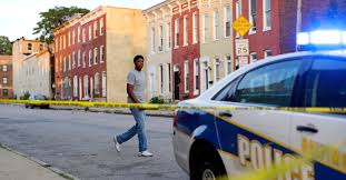 Crime Map By Zip Code by A Baltimore Crime Reporter On What People Don U0027t Understand About