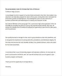 40 recommendation letter templates in pdf free u0026 premium templates