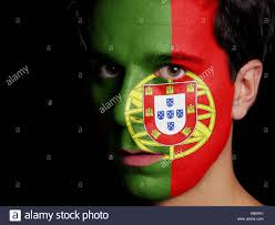 Portugal Football Flag Flag Of Portugal Stock Photos U0026 Flag Of Portugal Stock Images Alamy