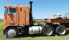 kenworth w model for sale 1983 kenworth k100 semi truck item dj9911 sold june 13