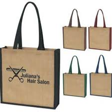 custom jute tote bags personalized in bulk promotional cheap
