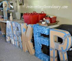 how to make 3d letters parties pinterest 3d letters 3d and