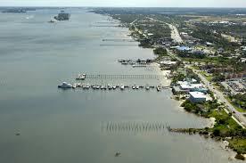 Sebastian Florida Map by Captain Hiram U0027s Resort In Sebastian Fl United States Marina