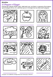 ten plagues egypt coloring pages funycoloring