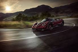evo pagani zonda lives on with custom fantasma evo