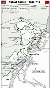 Stalingrad On Map Timeline Of The Battle Of Stalingrad Steven U0027s Balagan
