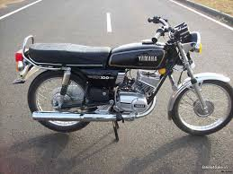 yamaha rx 100 brief about model