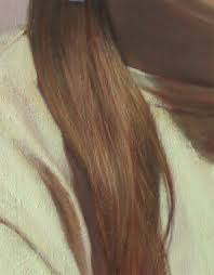 painting hair in oils tips secrets wetcanvas