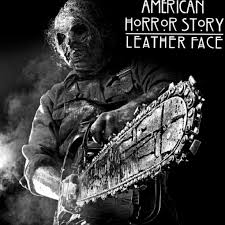 american horror story leather face letters me
