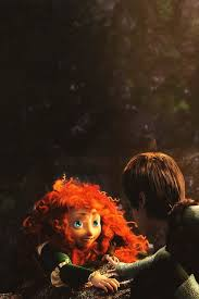 merida angus in brave wallpapers mericcup iphone wallpaper by deaniebean deviantart com on