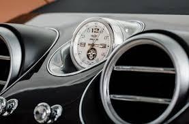 bentayga mulliner bentley bentayga u0027s breitling mulliner tourbillon clock is the