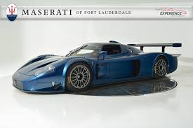 maserati mc12 blue used 2005 maserati mc12 for sale fort lauderdale fl