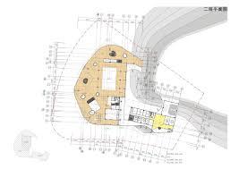 gallery of nanning planning exhibition hall z studio zhubo nanning planning exhibition hall second floor plan