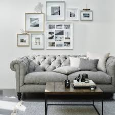 hampstead tweed sofa sofas u0026 armchairs the white company uk