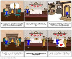 gift of the magi storyboard storyboard by colleen mappes