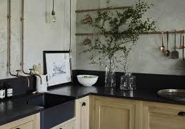cuisine de caractere un plan de travail en granit pour une cuisine de caractère des