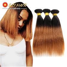 honey weave ombre hair weave hair 3pcs