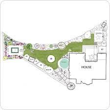traditional garden design plans wakefield