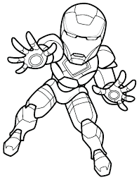 printable coloring pages for iron man iron man coloring pages printable coloring pages medium size of
