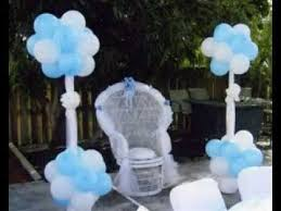 diy baby shower chair decorations ideas