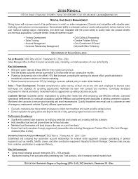 Resume Objective Examples Customer Service Sales Resume Objective Examples