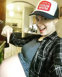 what is felicia day s hair color felicia day s baby is born star welcomes a girl 3 weeks after