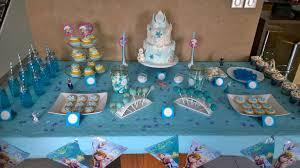 deco de table pour anniversaire sweet table
