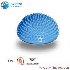foot massage ball half ball balance cushion spiky massage ball