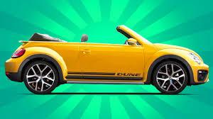 review 2017 volkswagen beetle dune 2017 volkswagen beetle dune convertible unboxing review it could