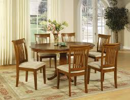 Oval Dining Room Tables And Chairs Oval Dining Table Set For Your Small Space Home Decor And Design