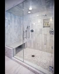Marble Bathroom Tile Ideas Best 25 Vertical Shower Tile Ideas On Pinterest Large Tile
