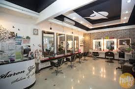 korean hair salons in manila aaron hair trendy korean hair salon salon wellness beauty