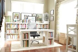 White Open Bookcase Parsons White Desk Criss Cross Black Office Chair Martin Black