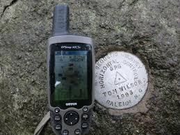 Geocaching Map Geocaching U003e Benchmark Hunting U003e Benchmark Details