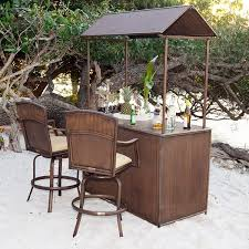 Tiki Outdoor Furniture by Outdoor Tiki Bar Furniture